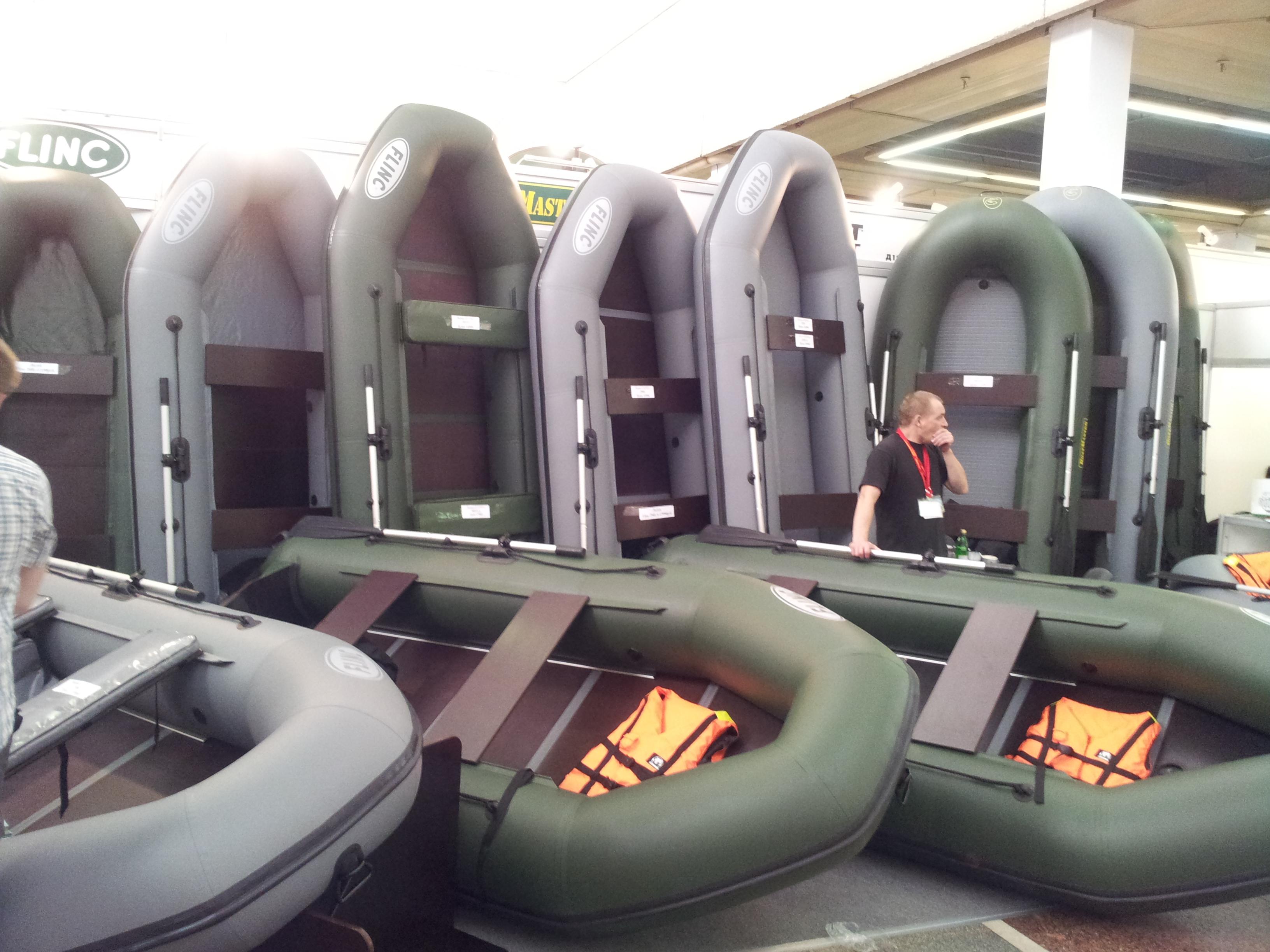бюджетные надувные лодки купить