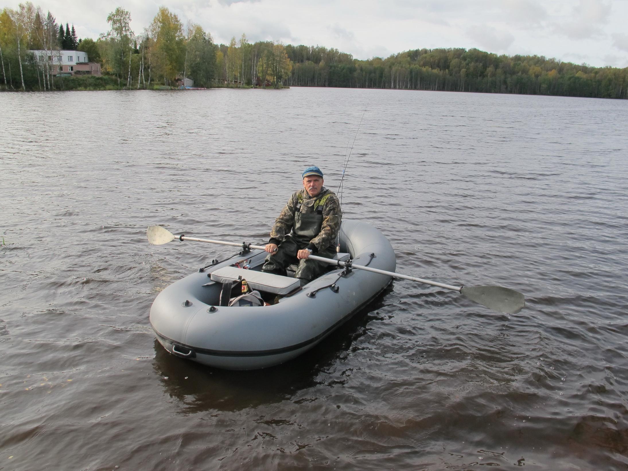 Лодка ПВХ BoatMaster 300HF