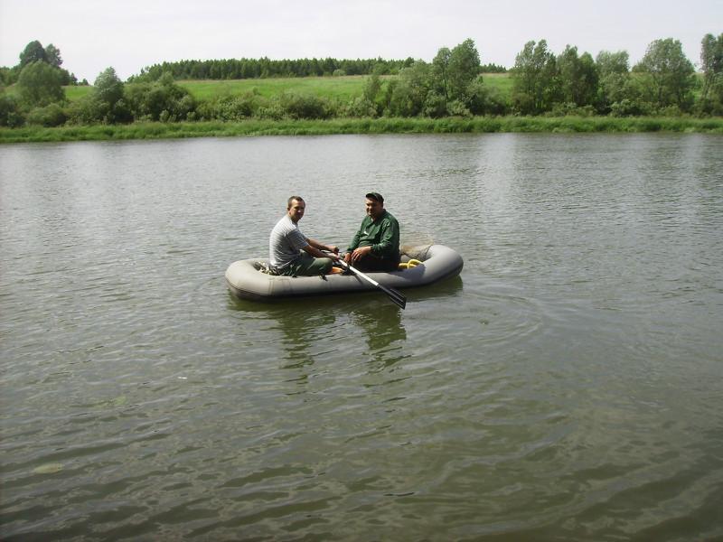 лодка надувная flinc 280 l