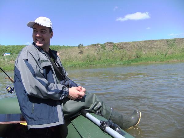 40-ой борт BoatMaster придает ему превосходную устойчивость