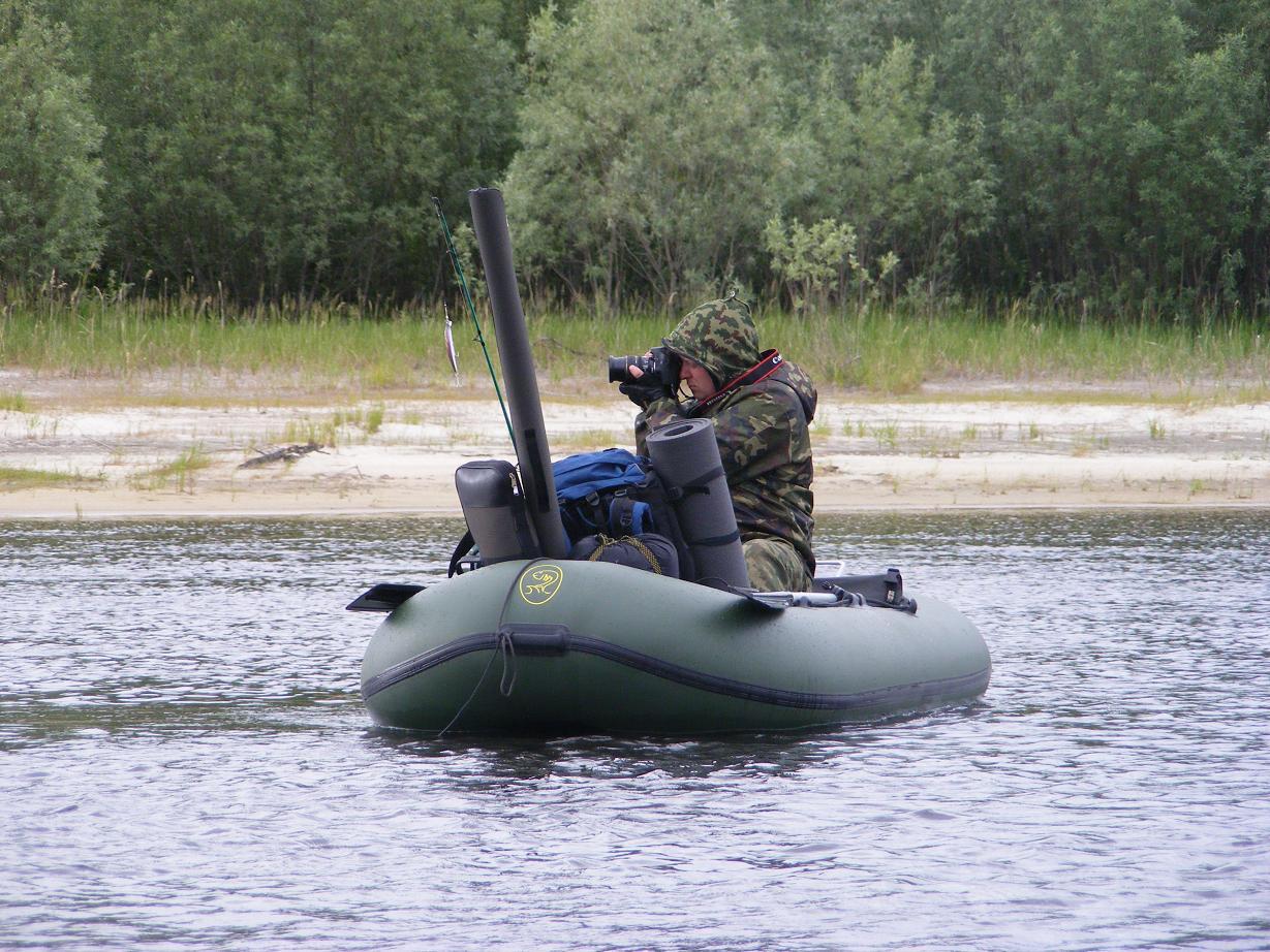 рыбаки на реке Бога