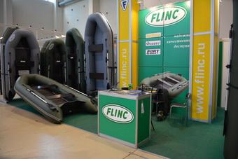 участие компании FLINC в весенней Международной выставке